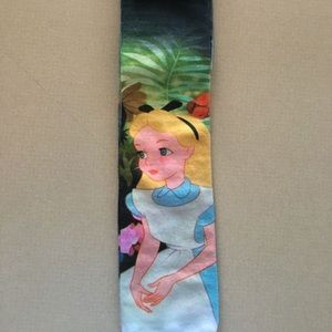 Alice in Wonderland knee highs